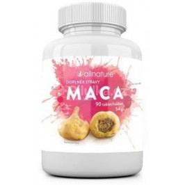 Allnature Maca tablety 90