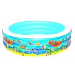 Dětský nafukovací bazén Bestway podmořský svět