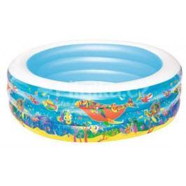 Dětský nafukovací bazén Bestway oceán