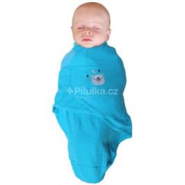 Bo Jungle zavinovačka B-Wrap SMALL Blue Bear