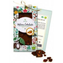 BIO Mléčná čokoláda Naturalis s golden berries 80g