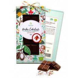 BIO Hořká Čokoláda Naturalis s chilli 80g
