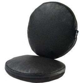 Sada sedacích polštářků do židličky Moon černá
