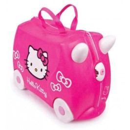 Kufřík + odrážedlo Hello Kitty