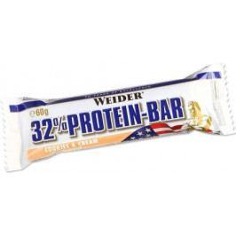 WEIDER, 32% Protein Bar, 60 g, Cookies&Cream