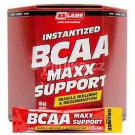 BCAA Maxx Support 60 sáčků 620g pomeranč
