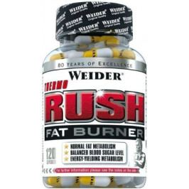 Weider, Thermo Rush Fat Burner, 120 kapslí