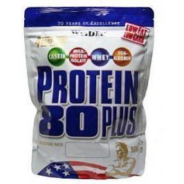 Weider, Protein 80 Plus, 500 g, Citron-Jogurt