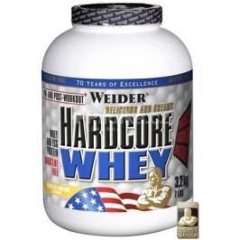 Weider, Hardcore Whey, Gainer, 3178 g, Čokoláda
