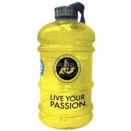 Weider, barel na pití 2,2l, Žlutý