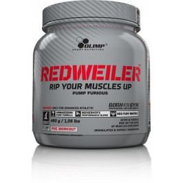 Redweiler, 480 g, Olimp, Blueberry