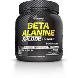 Beta-Alanine Xplode Powder, 420 g, Olimp, Pomeranč