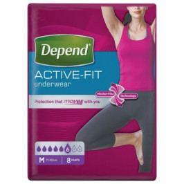 Inkont.kalh.abs.DEPEND Active-Fit M pro ženy 8ks