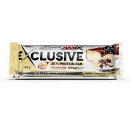 Exclusive protein bar 85g bílá čokoláda a kokos