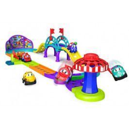 Hračka auto-vláčková dráha Zábavní park Go Grippers™ 18m+