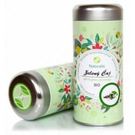 Zelený Čaj Naturalis BIO dóza 70g