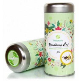Vanilkový Čaj Naturalis BIO dóza 70g