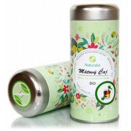 Mátový Čaj Naturalis BIO dóza 70g