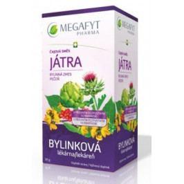 Megafyt Bylinková lékárna Čaj.směs Játra 20x1.5g