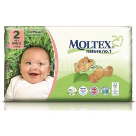 Plenky Moltex nature no. 1  Mini 3 - 6 kg (42 ks)