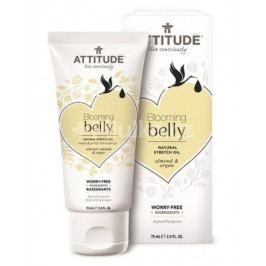 Přírodní olej Blooming Belly pro těhotné a po porodu - argan a mandle 75 ml