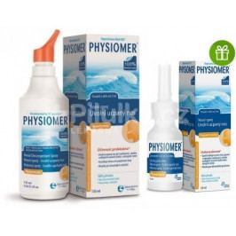 PHYSIOMER Alergie a nosní dutiny 135ml + 20ml