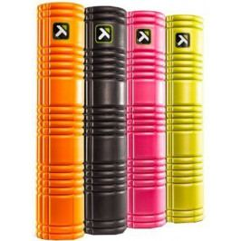 Trigger Point The Grid Foam Roller 65cm, Růžový