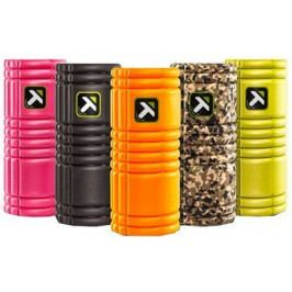 TRIGGER POINT THE GRID FOAM ROLLER 33CM, Oranžový
