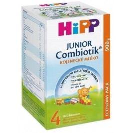 HiPP MLÉKO HiPP 4 JUNIOR Combiotik 900g
