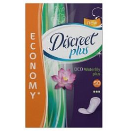 Discreet intimky Waterlily Plus 50ks