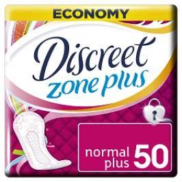 Discreet intimky Normal Plus 50ks