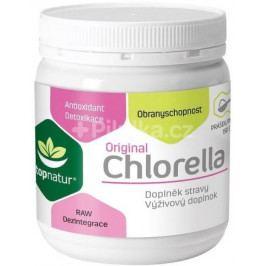Chlorella TOPNATUR v prášku 150g