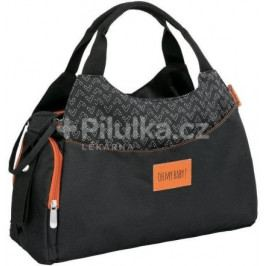 Badabulle taška Multipocket Black