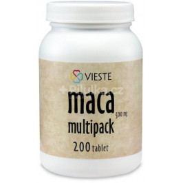 Vieste Maca multipack 200 tbl