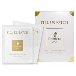 BELATHENA Fill us Patch polštářky s Hyaluronovou kyselinou 8 ks