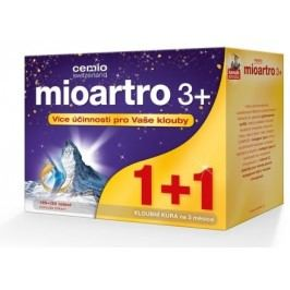 Cemio MioArtro 3+ tbl.135+135 dárek 2017