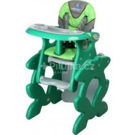 Židlička CARETERO Primus green
