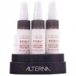 Alterna Caviar Clinical Weekly Intensive Boosting Treatment - Intenzivní kúra pro ošetření pokožky hlavy 42 ml