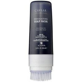 Alterna Caviar Clinical Dandruff Exfoliating Scalp Facial - Peeling na odstranění suché pokožky hlavy 88 ml