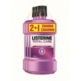 LISTERINE TOTAL CARE 500ml 2+1