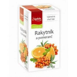 Čaj Rakytník a pomeranč 20x2g APOTHEKE