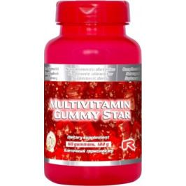 Multivitamín Gummy Star 60 pcs
