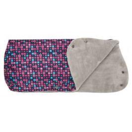 GMINI JUSTUS-rukávník 3000/3000 růžová potisk UNI