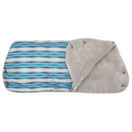 GMINI JORIS-rukávník šedá potisk kluk UNI zima 17