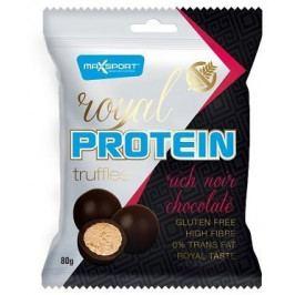 ROYAL PROTEIN TRUFFLES pravá tmavá čokoláda 80g
