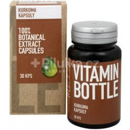 Vitamin-Bottle Kurkuma 30 kapslí