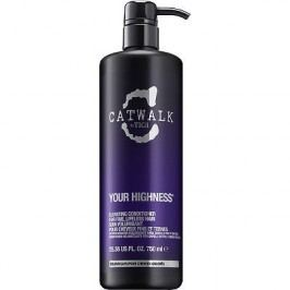 TIGI Catwalk Your Highness Volume Collection Kondicionér pro objem 750 ml