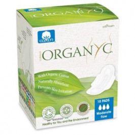 Menstruační vložky z biobavlny denní 10ks