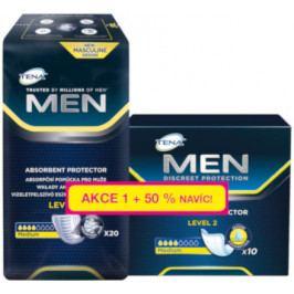 TENA Men Level 2 + 50% navíc