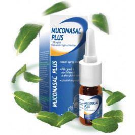 Muconasal Plus 1.18mg/ml nas.spr.sol.1x10ml